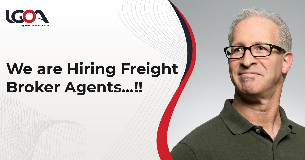 LGOA: We are Hiring Freight Broker Agents   Freight Broker Agents Job