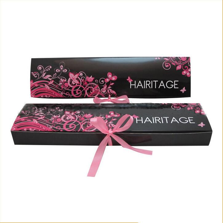 Wholesale Foldable Hair Extension Boxes   Fast Custom Boxes