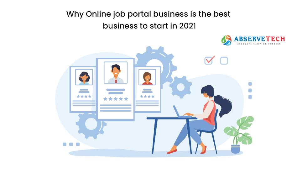 Best Online Job Portal Business Script in 2021 - Abservetech